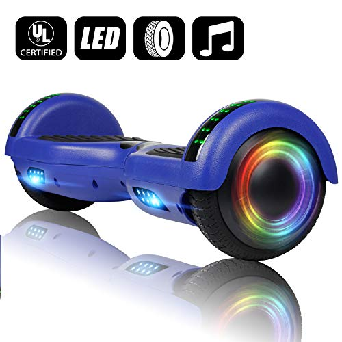 VEVELINE Hoverboard for Kids, 6.5″ Two Wheel Self Balancing Hoverboard – UL 2272 Certified