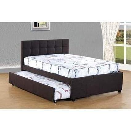 Amazoncom Best Quality Furniture K26 Dark Coffee Woven Fabric