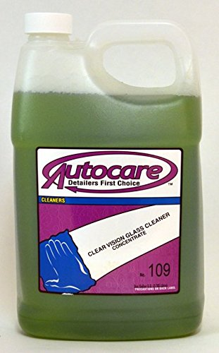 Autocare 109 Clear Vision Glass Cleaner