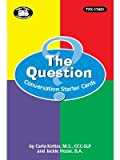 The Question: Conversation Starter Question & Answer Card Game - Super Duper Fun Educational Toy for Kids