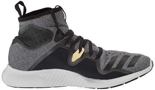 adidas Women's Edgebounce, Black/Gold Metallic, 5 M US by adidas (Image #6)