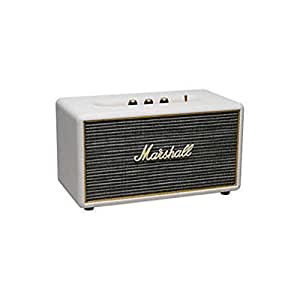 Marshall Bluetooth Speaker - Stanmore Cream,Gold