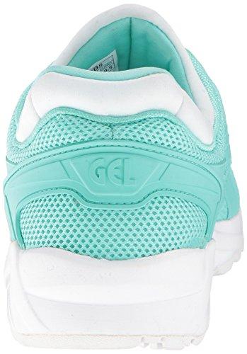 ASICS Women's Gel-Kayano Trainer Evo Fashion Sneaker, Cockatoo/Cockatoo, 6.5 M US