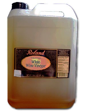 Vinegar White Wine - 5 Liter Jug by Roland