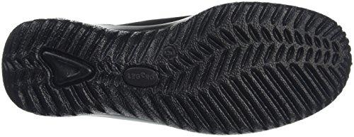 Legero Ladies Softboot Half Derby Black (nero 00)