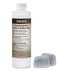 Keurig Brewer Care Kit, Includes Descali...