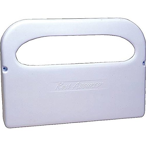 Brighton Professional Half-Folded Toilet Seat Cover Dispenser, White (BPR24778)