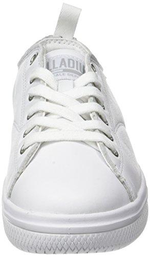 Crushion Lt blanc Blanc Palladium U Espadrille erwachsene Mixte Weiss L Pq7w7gCR