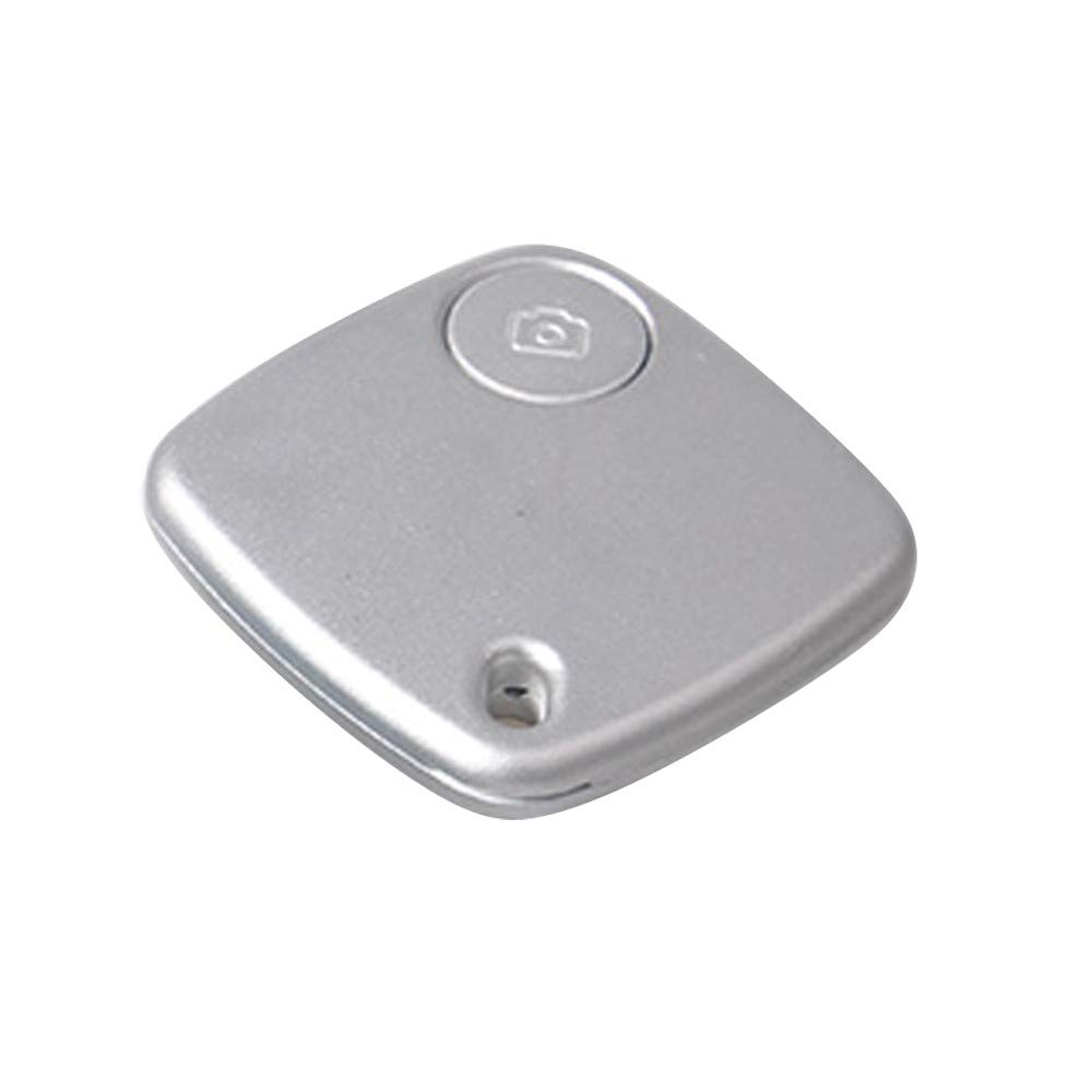 Tpingfe Car Motor GPS Tracker Kids Pets Wallet Keys Alarm Locator Realtime Finder Device (Silver)