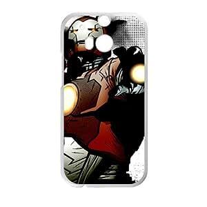 DAZHAHUI Iron Man Phone Case for HTC One M8