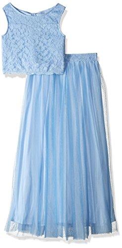 Kids 2 Piece Dress - 8