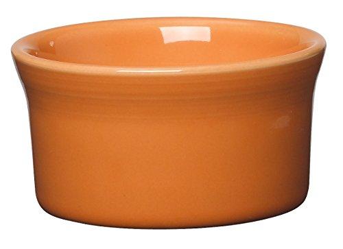 Fiesta Tangerine 568 4-Inch Ramekin (Single 568)