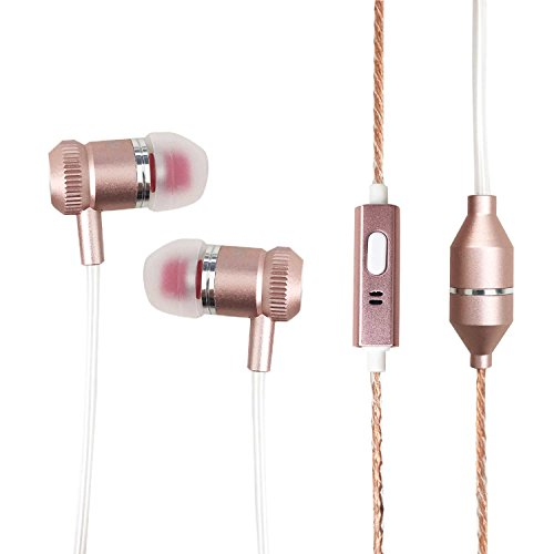 Metallic Color Earbuds - 6