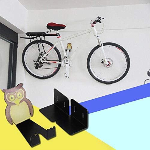 Womdee Perchero de Pared para Bicicleta de Mujer, Soporte de Pared ...