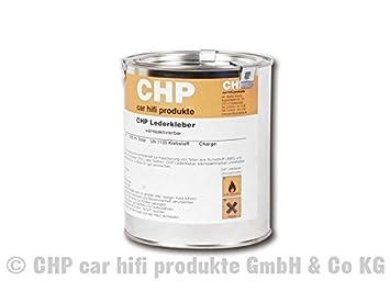 CHP Leder Kunstleder Kleber /& Härter für Bezugsstoff Car Hifi und mehr