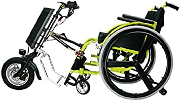 Mi.Gi. HANDBIKE HANDCYCLE - Bicicleta eléctrica para Silla de ...