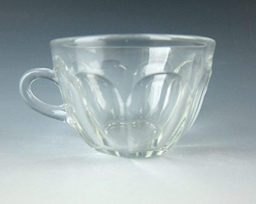 Heisey Glass REVERE-CLEAR (Non-Optic) Punch Cup(s) EXCELLENT