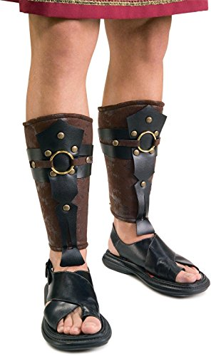Rubie's Costume Co Roman Leg Guard Costume (Roman Girl Costume)