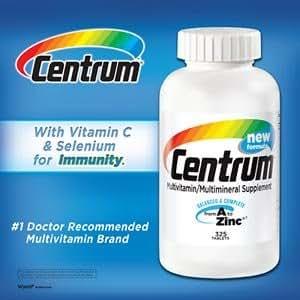 Centrum - 425 Tablets **Bonus Size**