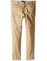 Boys 5 Pocket Trent Twill Pant