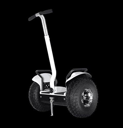 TEN-HIGH Q7 528wh Off-Road Intelligent Outdoor Selbstausgleich Elektrofahrzeug, schwarz, weiß (weiß)
