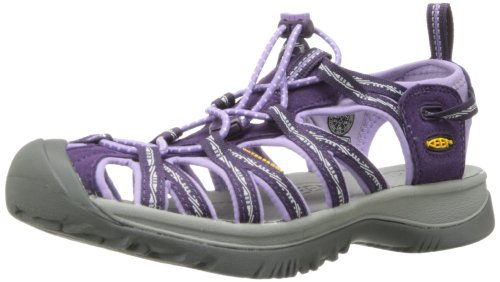 Sandalias para JGNG negro 40 Keen color mujer Whisper Morado 5 talla 5124 twSnRqHB
