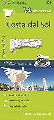 Costa del Sol Zoom Map 124 (Mapas Zoom Michelin): Amazon.es: Vv.Aa, Vv.Aa: Libros