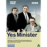 Yes Minister - Series Two [1981] [DVD] [1980] by Paul Eddington