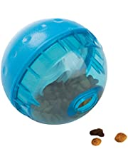 OurPets IQ Treat Ball Interactive Food Dispensing Dog Toy, Assorted Colors