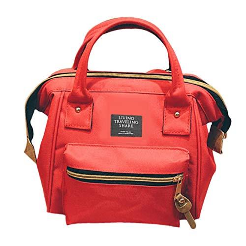 partido la bolso de ocasionales lona del el bolsa tamaño del Mujeres bolsos la diseño hombro Crossbody moda del señoras pequeño todo de sola de femeninas viste de aqCCUwSx