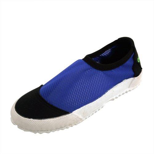 Waterschoen Voor Kinderen Sport Aqua Strandschoenen Blauw