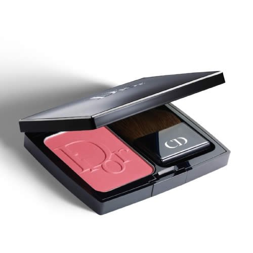 Christian Dior Blush Vibrant Color Powder Blush Happy Cherry for Women, 0.2 Ounce