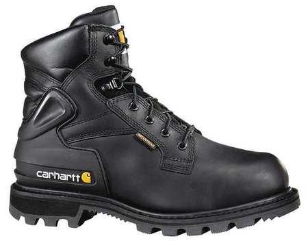 (Work Boots, STL Toe, MetGrd, 6In, 10M,)