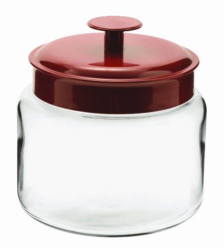48oz glass jar - 8