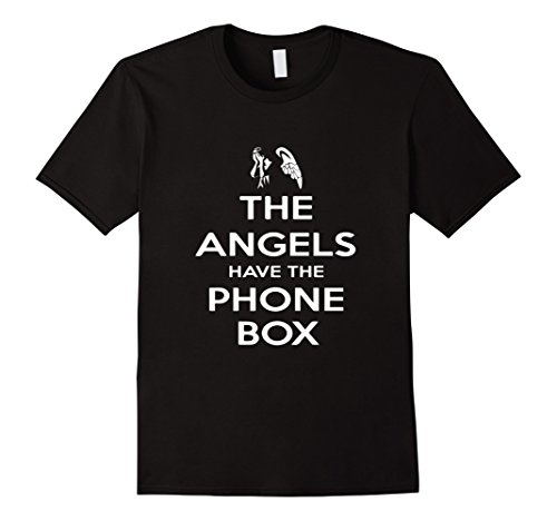 Mens The Angels Have the Phone Box Bad Religion Tee Shirt XL Black