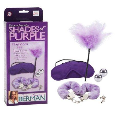 Berman Shades of Purple Playroom Kit