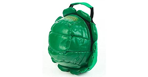Amazon.com: TMNT Shell Lunch Box, Verde: Toys & Games