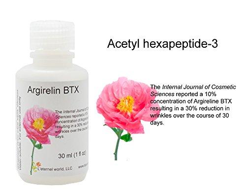 Argireline Btx  30 Ml  Skin Lightening