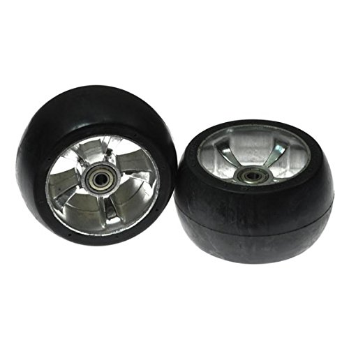 AlveyTech Front Wheels for Razor Ground Force, Ground Force Drifter and Drifter Fury
