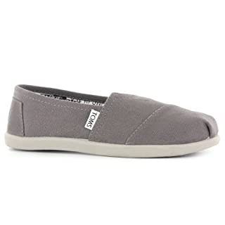 TOMS 001001B07-GREY: Classics Canvas ASH/Grey Slip-On Loafer Flats Adult Women (10) (B00NJ4XKDS) | Amazon price tracker / tracking, Amazon price history charts, Amazon price watches, Amazon price drop alerts