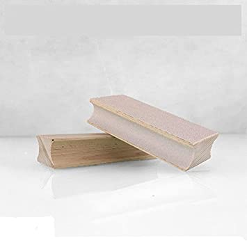 Unbekannt Lederformer Schleifklotz Holz Fur Billardqueue Leder