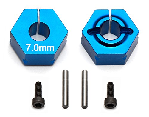 - Team Associated 91610 Clamping Wheel Hex Vehicle Part, 7.0mm