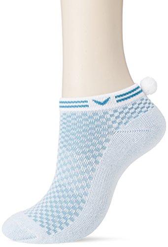 (キャロウェイ アパレル) Callaway Apparel [ レディース] 防菌 防臭 アンクル ソックス (機能素材ドラロン) / 241-8185800 / かわいい 靴下 ゴルフ