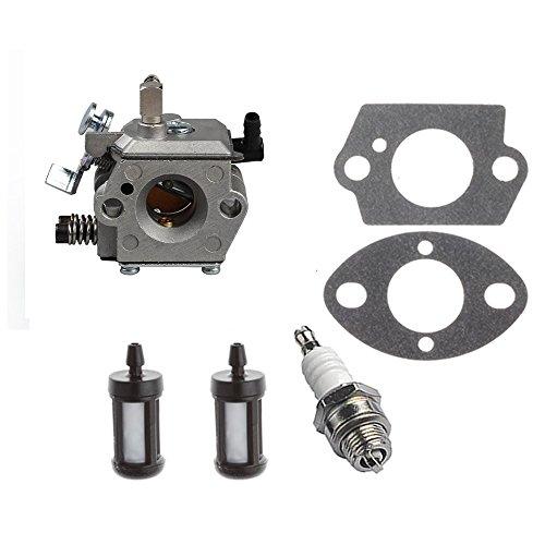 Smarta Carburetor with Fuel Filter Spark Plug for STIHL 0...