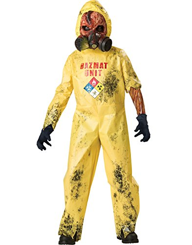 Hazmat Hazard Child Costume - -