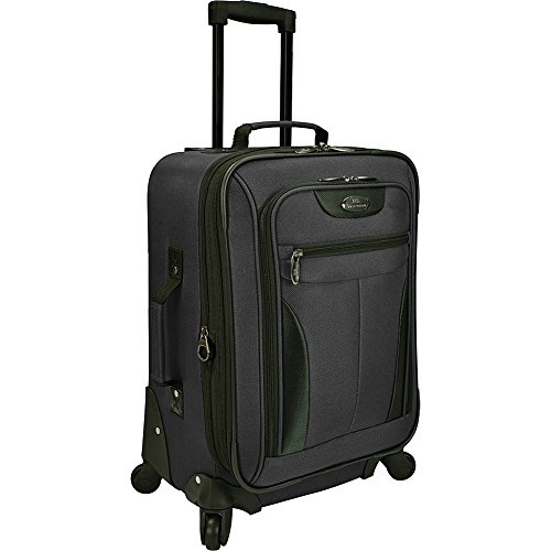 us-traveler-charleville-20-spinner-luggage-black