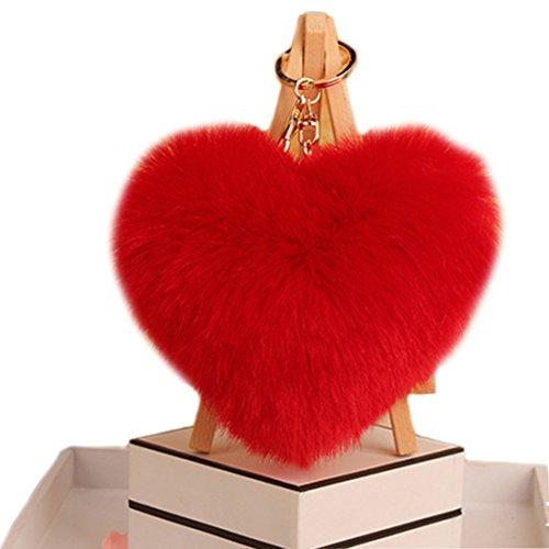 Freedi Keychain Heart Handbag Pendant