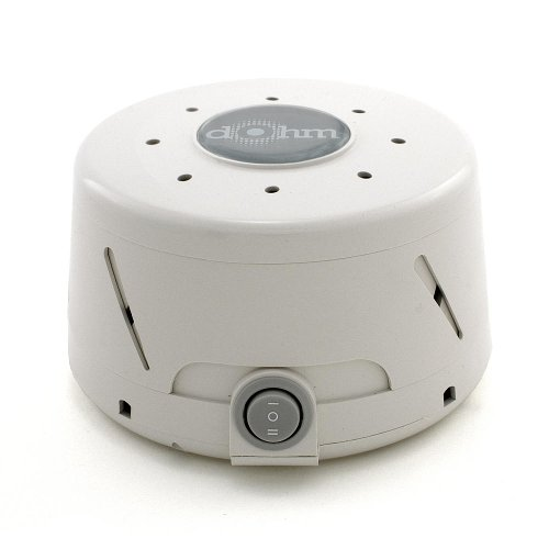 Dohmie - The Serious Sleep Baby Bundle (Marpac Dohm Ds All Natural Sound Machine)