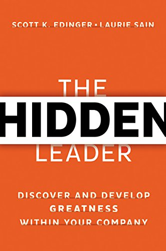 Think you can spot the leaders in your company? Don't assume that you can identify them by their positions. What about those employees who consistently step up: the field agent who solves a previously intractable problem; the service rep who thinks o...