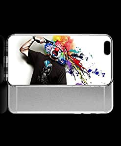 Janmaons iPhone 6 Case - Digital Art Clown 79EUK Case for iPhone
